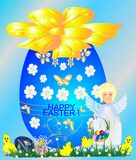 Easter decoration, Stock Images