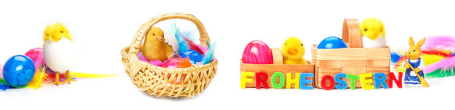 Easter decoration, Easter card Stock Image