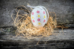 Easter decoration egg Royalty Free Stock Photography