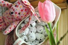 Easter decoration 02. Wielkanocna dekoracja Royalty Free Stock Photo