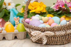 Easter. Decoration for the home Royalty Free Stock Photo