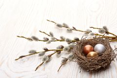 Easter background. stock images