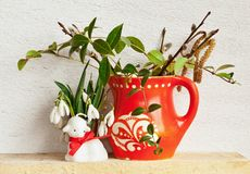 Easter decoration Stock Images