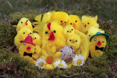 Easter decorations Stock Photography