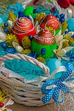 Easter Decorations 5 Stock Image