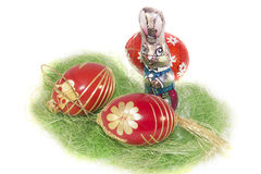 Easter decorations Royalty Free Stock Photography