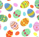 Easter decorative   background Stock Photo