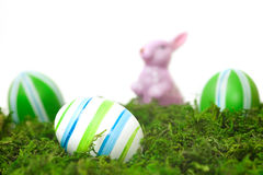 Easter dekoration Royalty Free Stock Photo