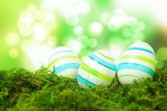 Easter dekoration Stock Photos