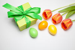 Easter dekoration isolated Stock Images