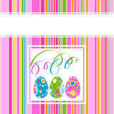 Easter design Royalty Free Stock Photography