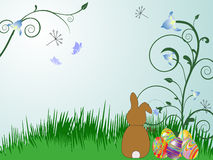 Easter design Stock Photo