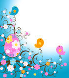 Easter design Royalty Free Stock Image
