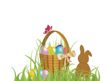 Easter design Stock Photography