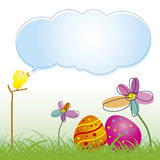 Easter design Royalty Free Stock Photo