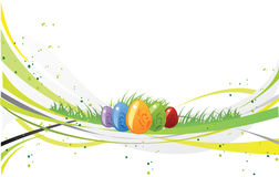 Easter design Stock Images