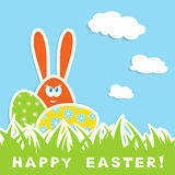 Easter design Stock Image