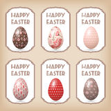 Easter design elements. Royalty Free Stock Image