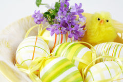 Easter detail Stock Image
