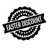 Easter Discount rubber stamp Stock Photos