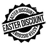 Easter Discount rubber stamp Stock Photo