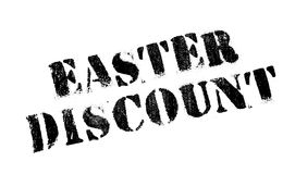 Easter Discount rubber stamp Stock Photography
