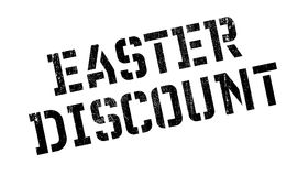 Easter Discount rubber stamp Royalty Free Stock Images