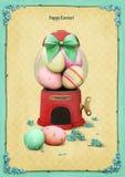 Easter dispenser Stock Photography