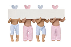 Easter Dolls Stock Photos