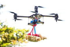Easter drone royalty free stock image
