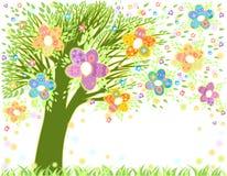 easter drzewo Obraz Royalty Free