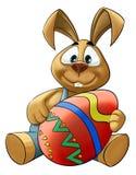 easter duży jajko ilustracja wektor