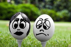 Easter e mola imagem de stock royalty free