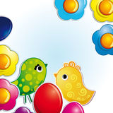 Easter eaggs Stock Photography