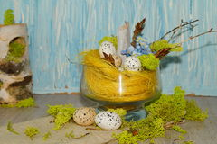 Easter - Easter decoration Stock Photo