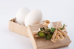 Easter egg Stock Images