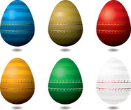 Easter egg 2 Royalty Free Stock Photos