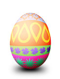 Easter Egg 3. A Decorated egg for Easter Royalty Free Stock Photos