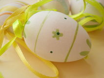 Easter egg. Decorated royalty free stock photo