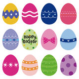Easter Egg background Royalty Free Stock Image