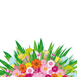 Easter egg background. Easter egg background - Illustration for your design Royalty Free Stock Image