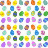 Easter Egg Background Stock Images