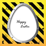 Easter egg background Royalty Free Stock Images