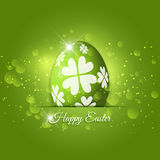 Easter Egg background Royalty Free Stock Photos