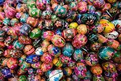 Easter egg -  background Stock Photo