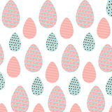 Easter egg background icon Stock Images