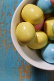 Easter Egg candy Stock Image