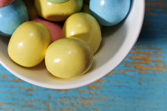 Easter Egg candy Stock Photos