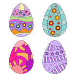 Easter Egg Collection Royalty Free Stock Image