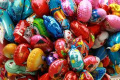 Easter Egg, Confectionery, Food, Candy Stock Photos